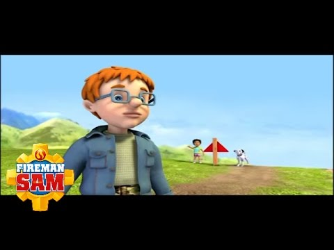 Fireman Sam Official: The Search for the Golden Eagles