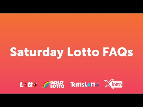 Saturday Lotto | FAQs | The Lott Australia's Official Lotteries