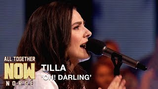 All Together Now Norge | Tilla fremfører Oh! Darling av The Beatles | TVNorge