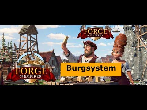 Forge Of Empires - Burgsystem