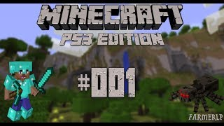 Minecraft [PS3 Edition] #001 : Turbulenter Start - Let's Play Together Minecraft (GERMAN/DE)