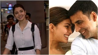 Anushka In A Happy Mood At The Airport | Akshay-Jacqueline Wont Star Together