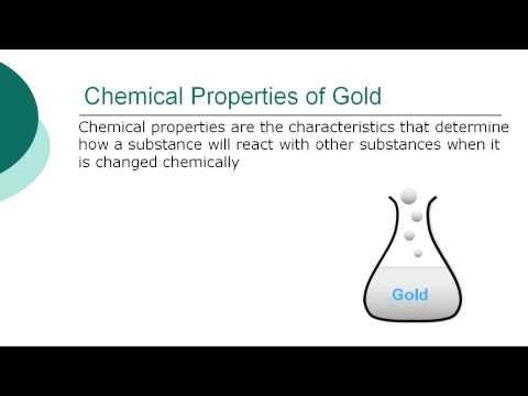 Gold Element ***