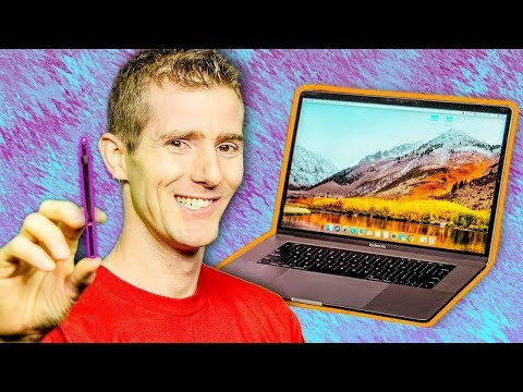 We FIXED Apple's New MacBook Pro