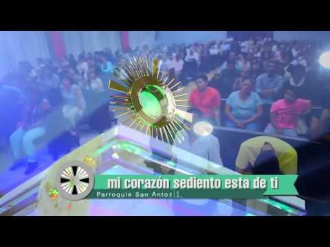 ENSEÑAME A VIVIR EN TU PRESENCIA - LA HORA SANTA