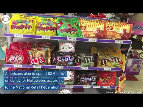 McFadden & Evans - Survey Says These Are The BEST & WORST Halloween Candies Of All Time