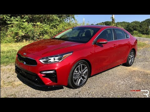 2019 Kia Forte EX – The Affordable Baby Stinger?