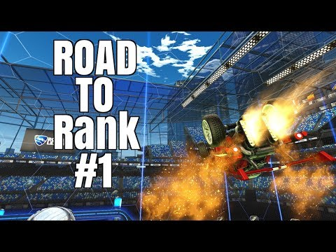 Rocket League | TOP 40 | ROAD TO RANK #1 2V2 EP #14| LIVE COMMENTARY + CONTROLLER OVERLAY