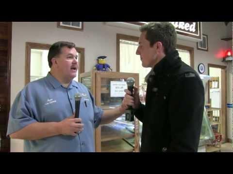 TMW at Cops & Doughnuts in Clare, Michigan