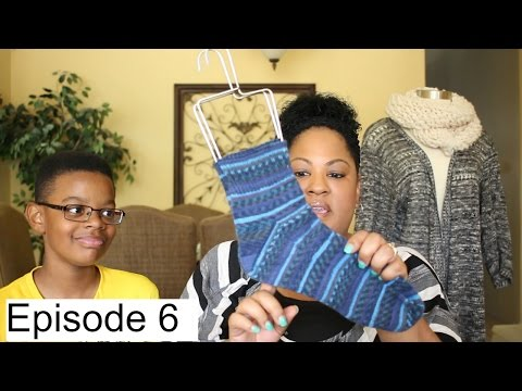 Happee Knits Episode 6- Springtime and KnitPicks Haul