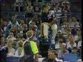 agassi angry with umpire at the us open