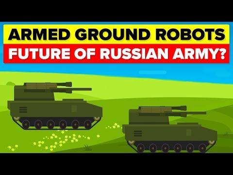 Autonomous Killer Robots -  Future of Russian Army
