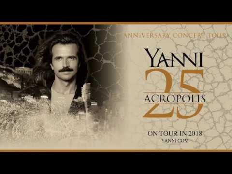Yanni  Santorini  at Radio City Music Hall NYC