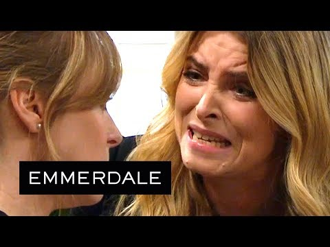 Emmerdale - Charity Breaks Up With Vanessa for Her Betrayal