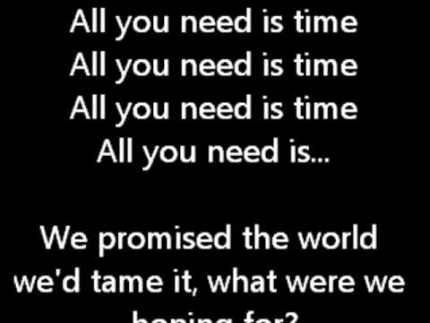 The Pioneers - Bloc Party - Acoustic w/ Lyrics