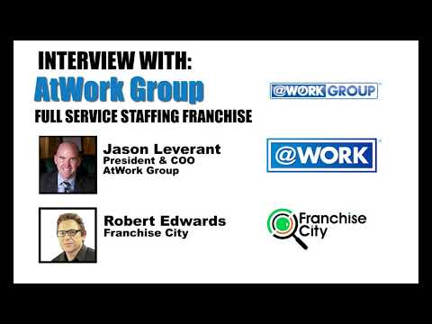 Recruiting Franchise Interview - Jason Leverant AtWork Group