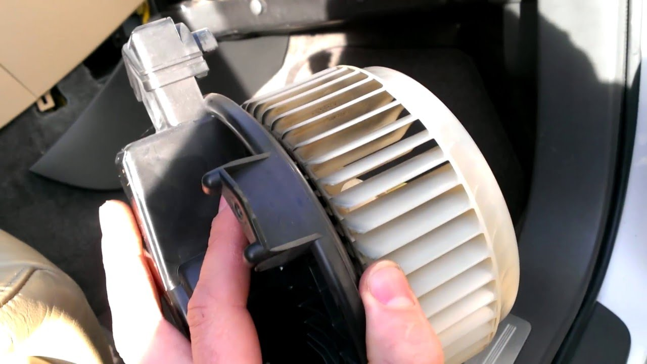 Subaru Tribeca 2016 >> Subaru Tribeca B9 Heater fan/blower removal (06-07) - YouTube