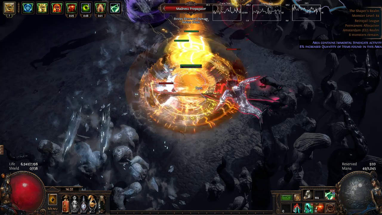 All The Best Poe 3 5 Blade Flurry Builds Poe enlighten support drop, farming & price guide. all the best poe 3 5 blade flurry builds