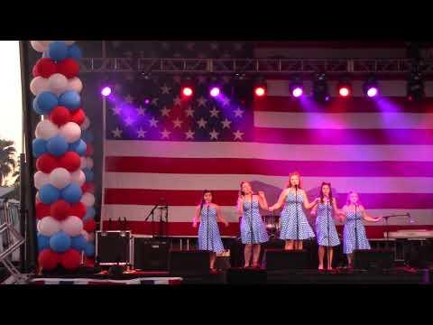 Constitution Fair 9/16/17 - Boogie Woogie Bugle Boy