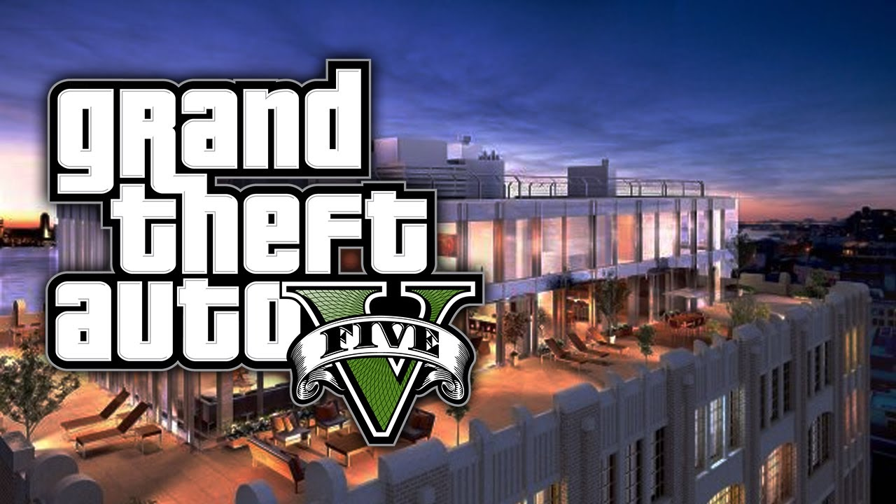 Gta 5 online buy houses garages planes more gta v for Buy house online