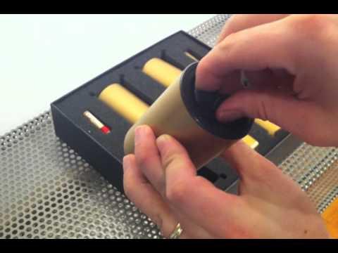adventslys med batteri