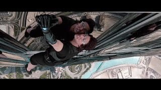Mission Impossible: Ghost Protocol (Burj Khalifa Scene)