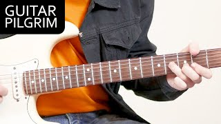 Play COTTON FIELDS guitar SOLO