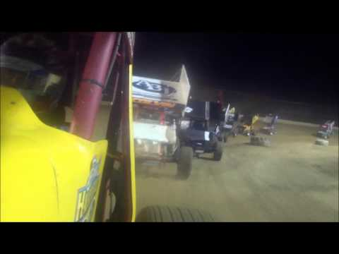 Final race of the 2015 season at Wayne County Speedway
