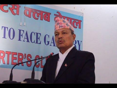 नेपालको एकता अखण्डा र स्वाधिनता बिपरित नेकपा एमाले जाँदैन र जाने छैन । Bhim Rawal