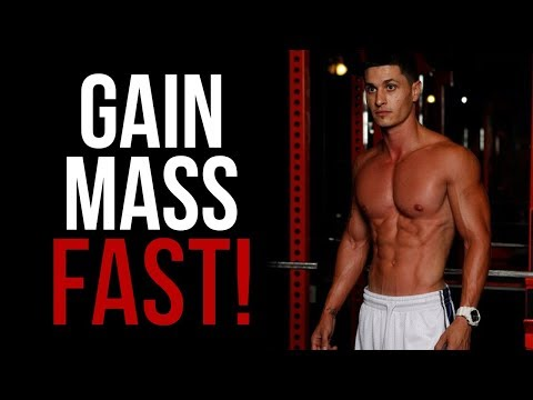 Mass-Building Ectomorph Workout Routine for Men (Gain Muscle Fast!)
