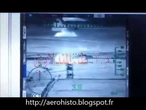 Iraqi Mi 28 using Ataka missile