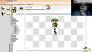 JUGANDO STICKMAN ARMY: The defenders #1