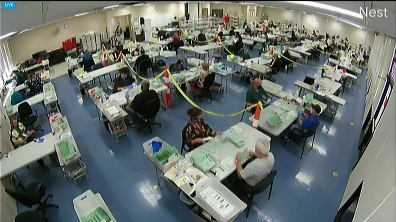 Download 2020 Election: AZ poll workers continue to count ballots | KVUE
