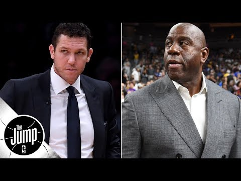 'They have to be held accountable' - Scottie Pippen on Lakers' young players l The Jump
