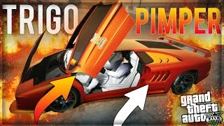 DEN NYE LAMBORGHINI BIL $2.000.000 (TRIGO PIMPER) GTA V DANSK ONLINE