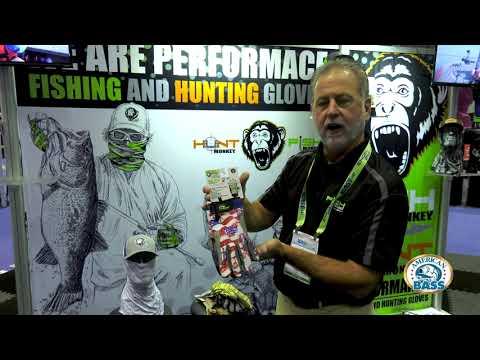 ICAST 2021 Fish Monkey Gloves