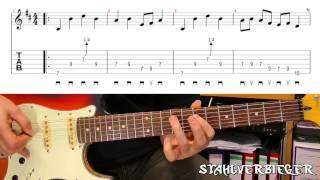 Gitarre lernen - Grooven mit der Pentatonik