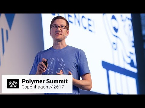 Custom Elements Everywhere (Polymer Summit 2017)