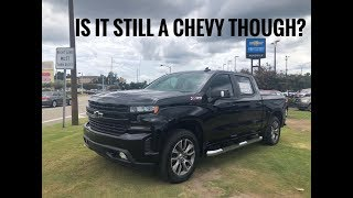 Checking out 2019 Chevy Silverado Z71 6.2!!!!
