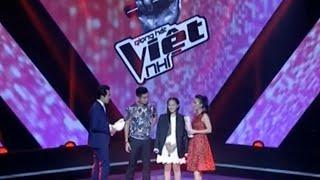 Giọng Hát Việt Nhí 2015 Tập 4 Vòng Giấu Mặt Full HD