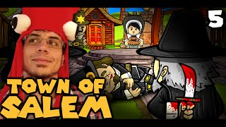 I'm A Serial Killer (The Derp Crew: Town of Salem - Part 6)