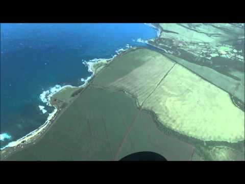 Flying from Maui to Big Island with Mokulele Airlines