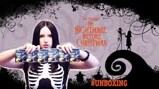 Обзор фигурок The Nightmare before Christmas | Кошмар перед Рождеством | Tim Burton