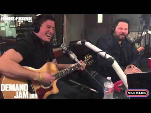 Greg Grunberg and Nick Marzok stop by The Heidi and Frank .