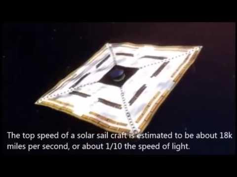 Fly by light   JAXA Successfully tests ASTI Solar Modules   Solar Sail