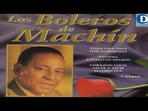Los Boleros de Machín - Los 34 mejores boleros de Antonio Machín