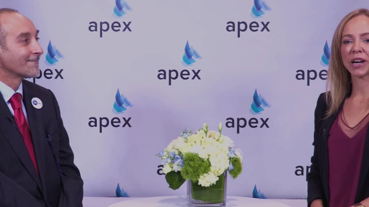 APEX @ EXPO 2018 - Global ONE Media on Automated Content Delivery