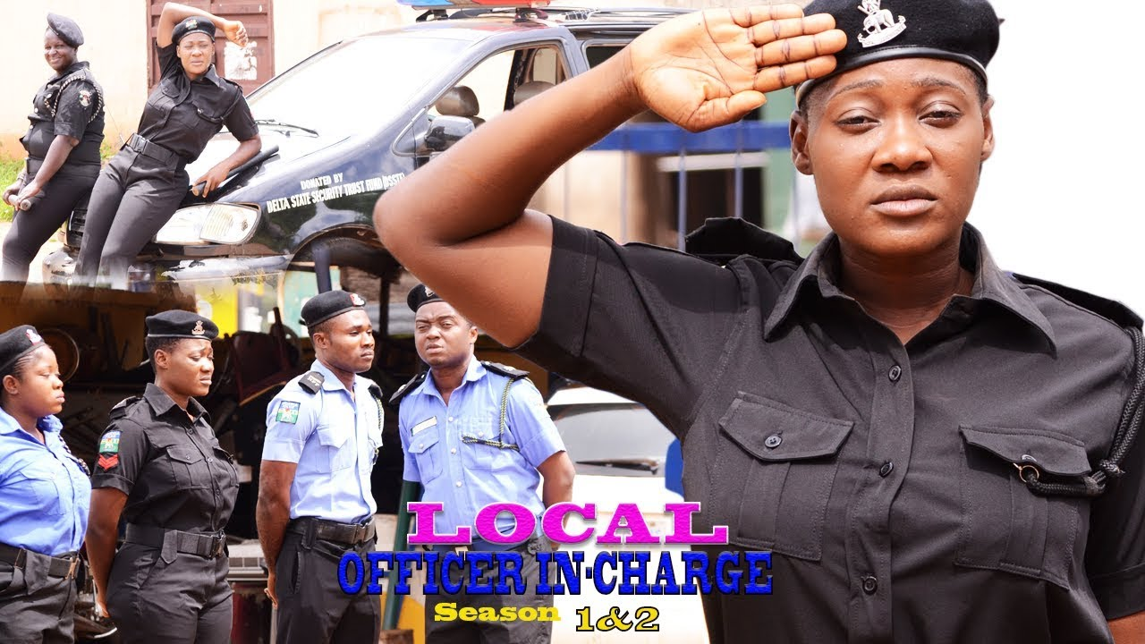 Download LOCAL OFFICER IN CHARGE SEASON 1&2 {New Movie} -Mercy Johnson 2019 Latest Nigerian Nollywood Movie