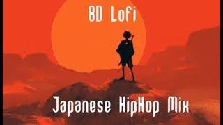 8D Shinobi ☯ Japanese Lofi HipHop Mix