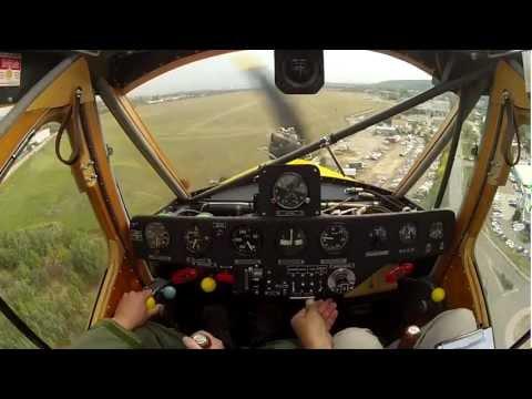 R-18c Kánya HA-RUF - Első Repülése 2012